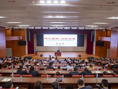 """""""航空心·中国行""""--2020航空发动机公益活动在江西洪都航空城成功举办"""